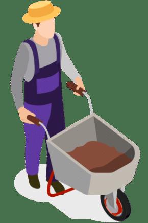 Mulching Icon